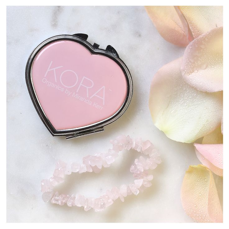 Don't be left heart broken! It's your final days to receive a BONUS Rose Quartz Bracelet and Heart Pocket Mirror when you spend $59.95 or more at koraorganics.com. T&Cs Apply see website for details. xxx #KORAOrganics