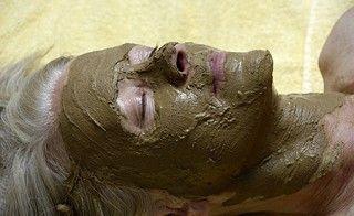 Bentonit für die Haut