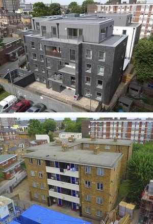 Shakespeare House, Hackney - bptw partnership