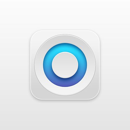 Circle / Icon design by Michal Simkovic. - Best Mobile Designers In The World | Scoutzie