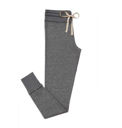 These warm, breathable thermal bottoms are so cozy. Elastic waistband with drawstring and stretch cotton at the ankles. #wrappmeTrueCo