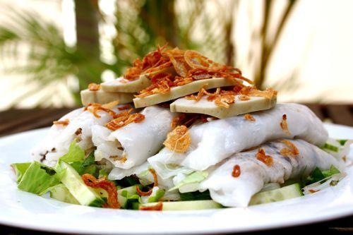 Banh cuon - un délice à déguster absolument à Hanoi
