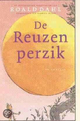 bol.com | De Reuzenperzik, Roald Dahl | Boeken