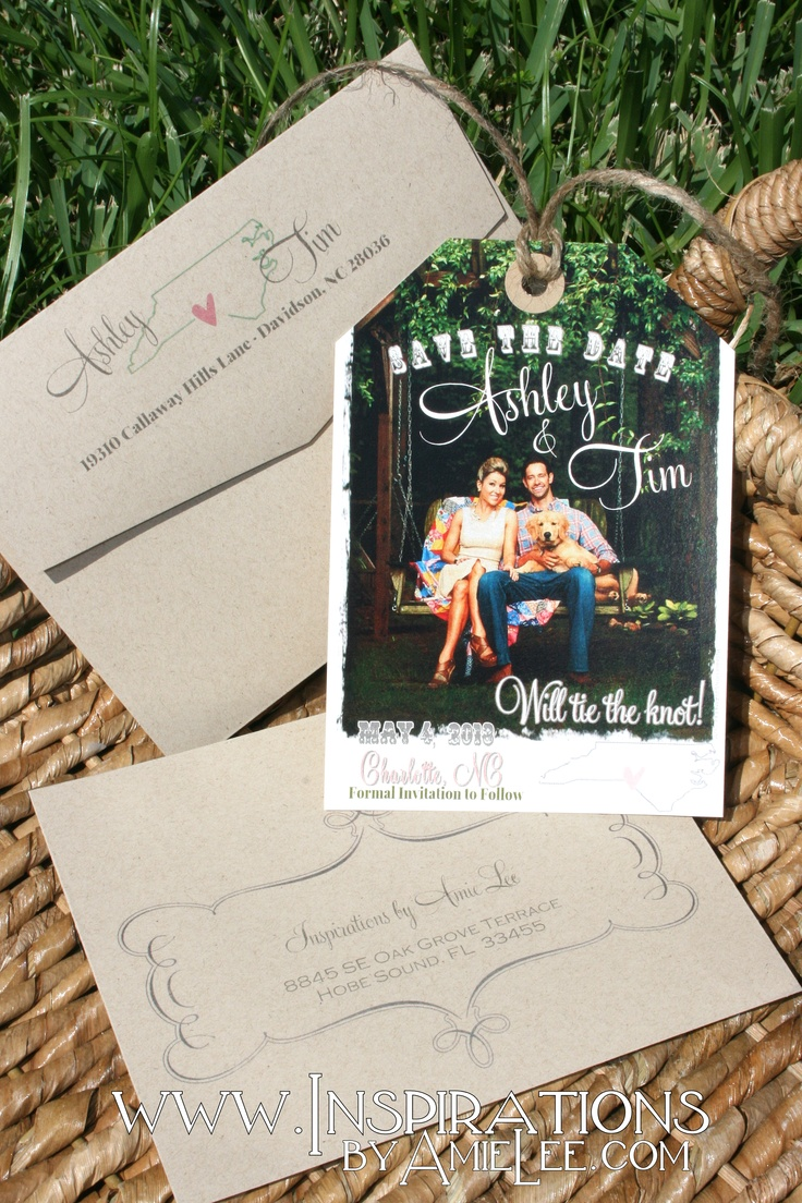 cruise wedding save the date announcement%0A Our Luggage Tag Designs are very popular for Save The Dates and destination  weddings