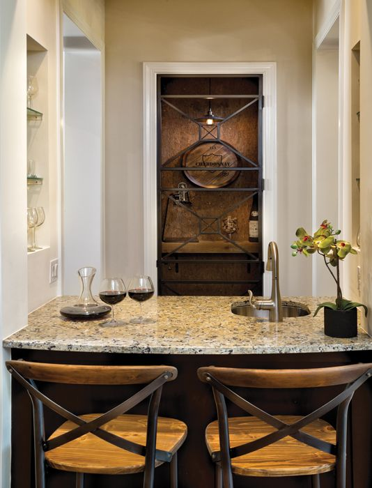 Delightful Interesting Interior Design Features Of Model Homes   Modern   Wine Cellar    Tampa   Arthur Rutenberg Homes