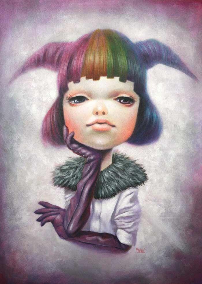 El surrealismo pop japonés de Yosuke Ueno | nUvegante