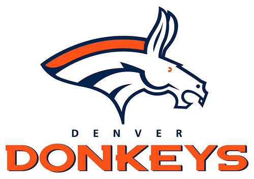 Denver Donkeys lol #httr