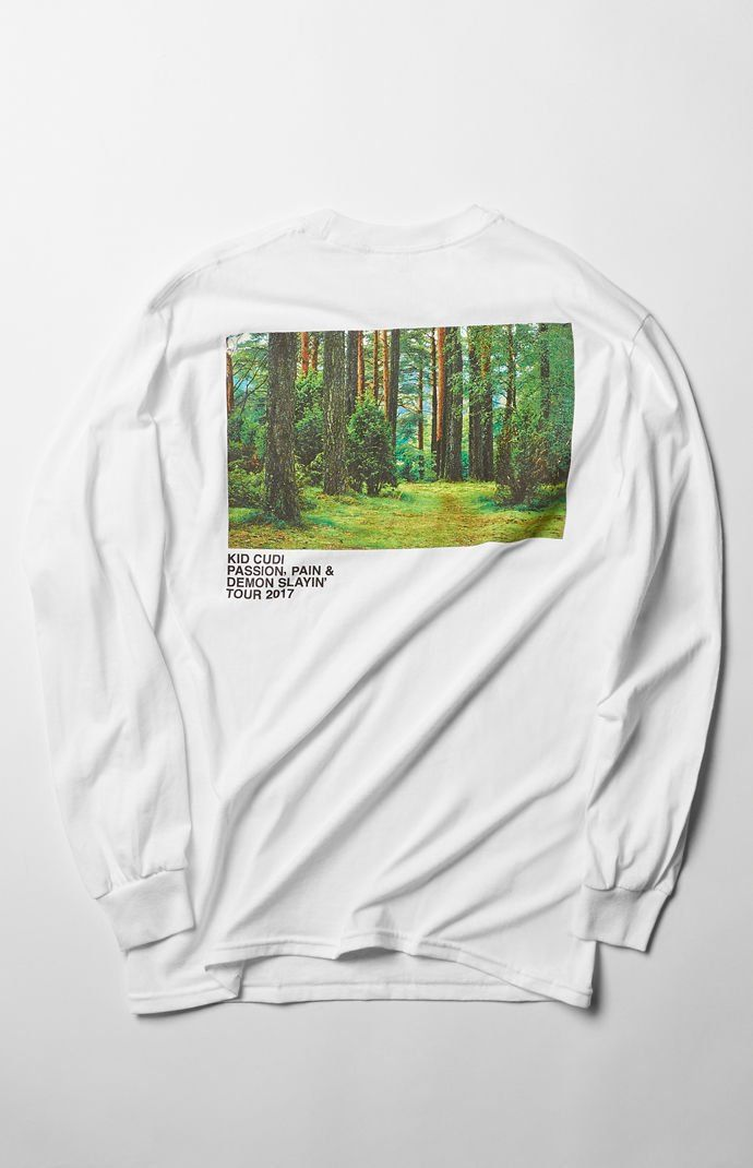 fb38473e Kid Cudi Mr. Rager III Long Sleeve T-Shirt   Just Going 2 Wear This ...