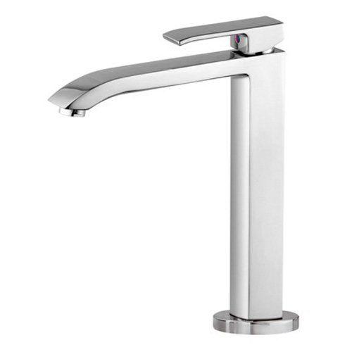 WS Bath Collections Level LES 188 1 Hole Swivel Sink Faucet   LEVEL LES 188