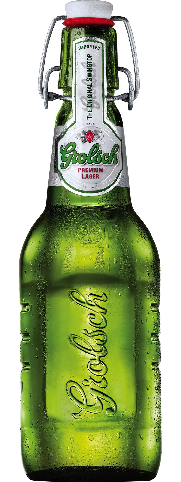 grolsch beer | Grolsch Premium Lager Swing Top 450mL