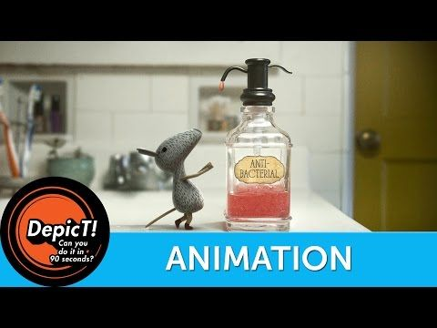 THE PERFECT HOUSEGUEST - CUTE ANIMATION   DepicT! 2015 Shortlist   Watershed - YouTube