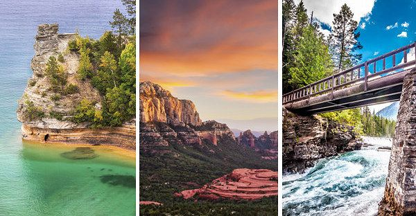 27 Underrated Vacation Spots in the US