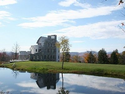 Cavendish Estate Rental: A Modern Scottish Mountain-top Castle In Vermont With Breathtaking Views   HomeAway