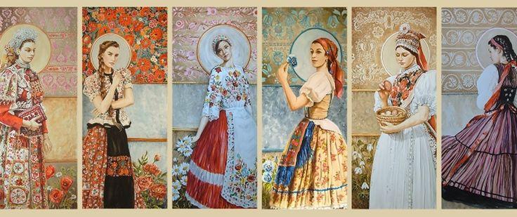 A világ nemzeteinek hagyományos öltözékeit bemutató Halhatatlan Halandó című festménysorozat után Markovics Ágota (Art Agota) akvarellista most a Kárpát-medence magyarságára koncentrál. Olyan hiánypótló alkotáson dolgozik, mely felejthetetlenné teszi a régi korok emlékeit, színesítve a magyar kultúra tárházát.