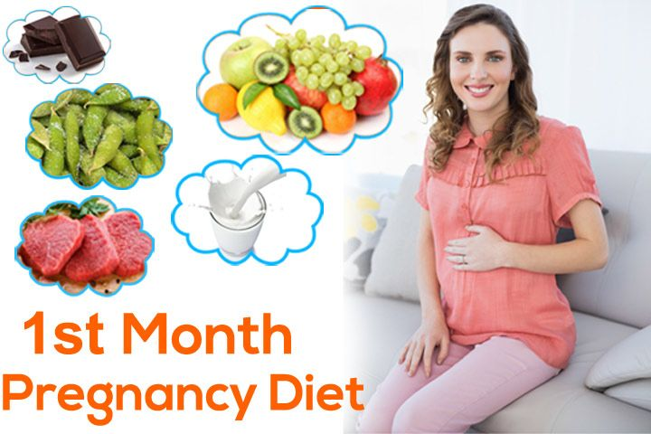 Is your first month of pregnancy (AND OTHER MONTHS)  diet fulfilling all your dietary needs? Want to know what's safe & unsafe foods? Here is right guide to plan a proper diet!