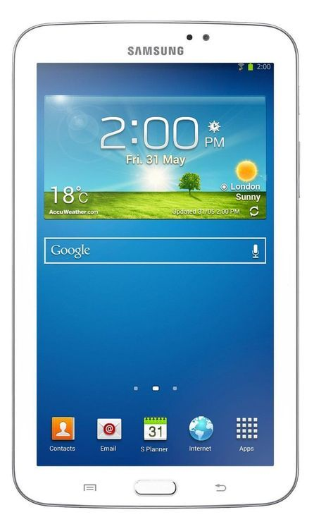 Samsung Galaxy Tab 3 7.0 3G T211 8GB unlocked phone White