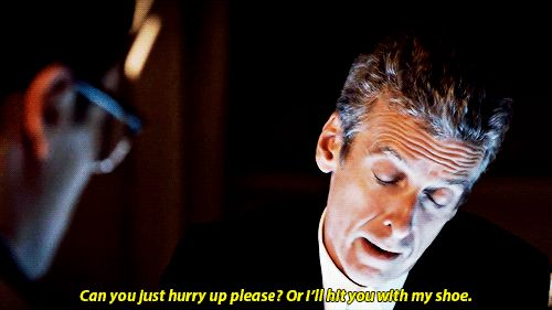 Peter Capaldi, Doctor Who #12, Doctor Who Season 8, Episode 11: Dark Water