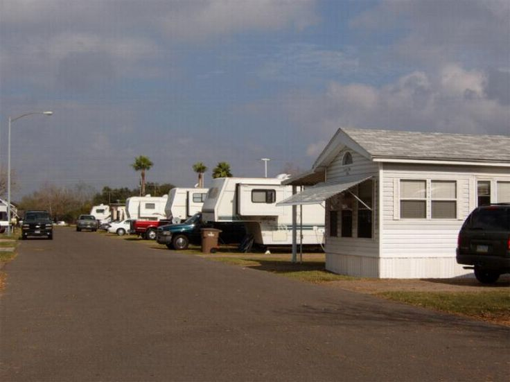 Citrus Mobile And RV Park At Edinburg Texas United States