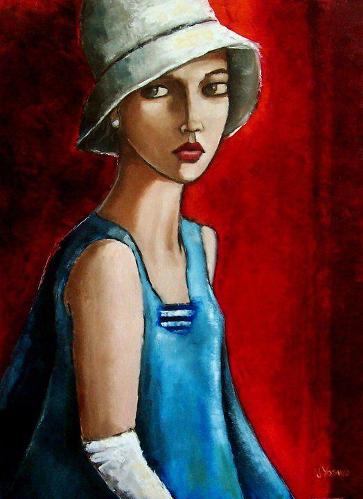 Amelia by Jennifer Yoswa