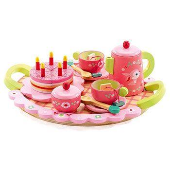 Djeco Δίσκος «Πάρτι γενεθλίων»