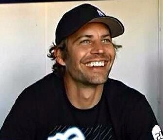 Paul Walker. What a gorgeous smile he had!! Rip ❤Always Fast Family for Life