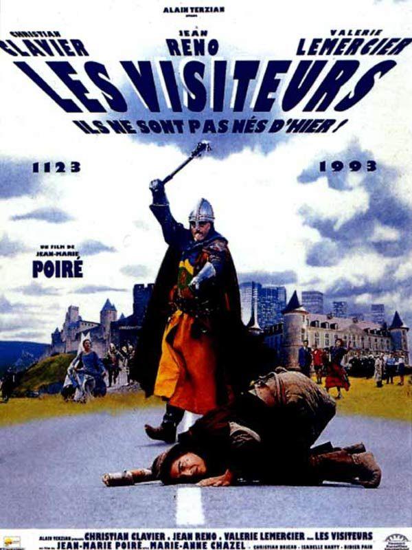 Redécouvrez la bande-annonce du film Les Visiteurs ponctuée des secrets de tournage et d'anecdotes sur celui-ci. ☞ Les Visiteurs est un film français réali