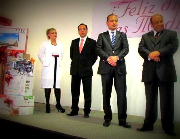 Luis Ernesto Serna Chávez no es un hombre de partidos, es un hombre de ideales, participó en la administración del ex presidente Vicente Fox.