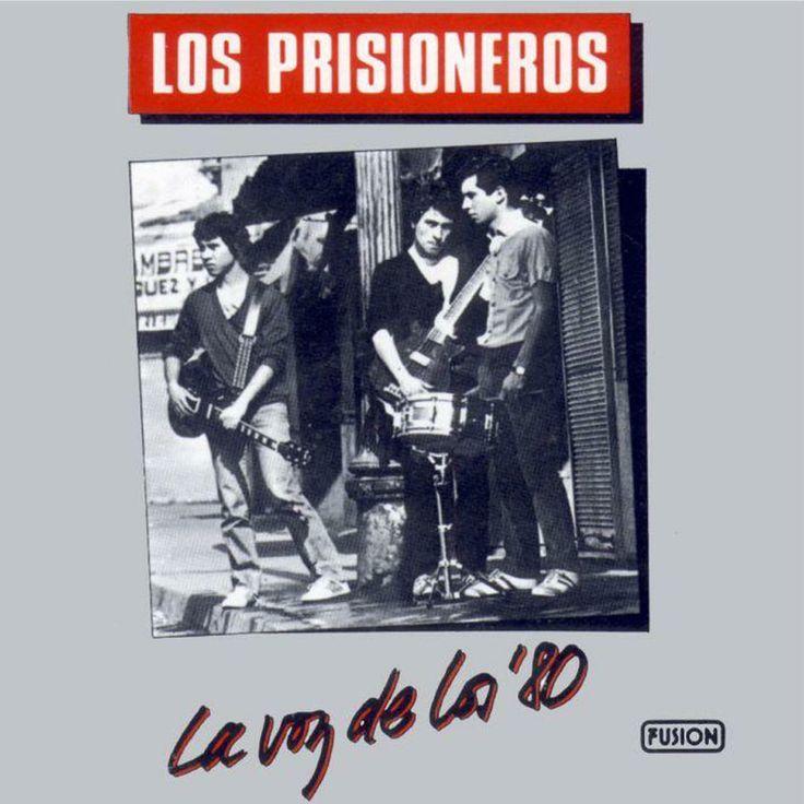 Los Prisioneros - La Voz de Los 80's