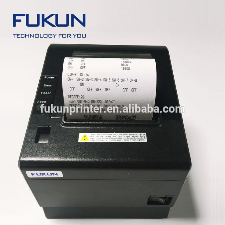 Ethereum Mining Machine Parallel Port Or Serial Port Or Usb 80mm thermal receipt printer