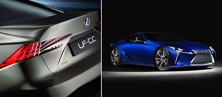 Most concept cars are an exploration of ideas, few of which ever see the 'production light of day'. At Lexus, our concept cars are windows into the future, with advanced technologies that we fully intend to realize. When you gaze upon vehicles such as the award-winning LF-LC 2+2 sports coupe concept and the LF-CC mid-size coupe, you are not just looking at what is possible, but what is probable.