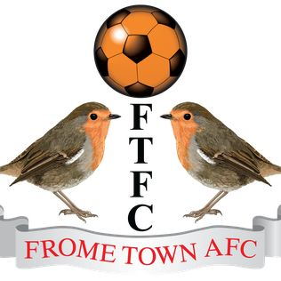 1904, Frome Town F.C. (England) #FromeTownFC #England #UnitedKingdom (L15527)