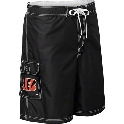 Cincinnati Bengals Swim Trunks