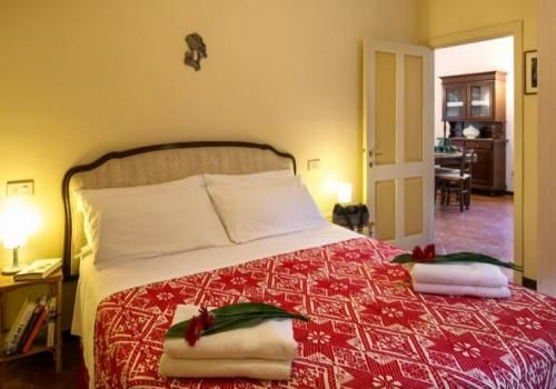 Welcome to the Ilaria holiday apartment at Residence Menotre.