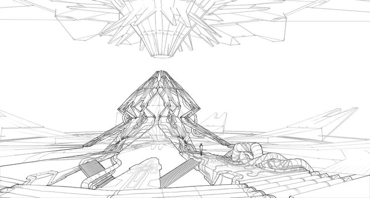 Matt Rhodes: Concept Art – Behind the Scenes