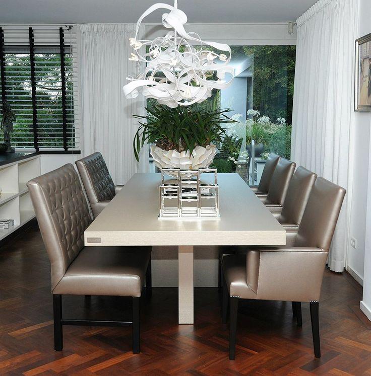 The Netherlands / Heerjansdam / Private Residence / Dining Room / Status Living / Eric Kuster / Metropolitan Luxury