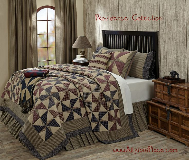 Country decor catalogs star quilt