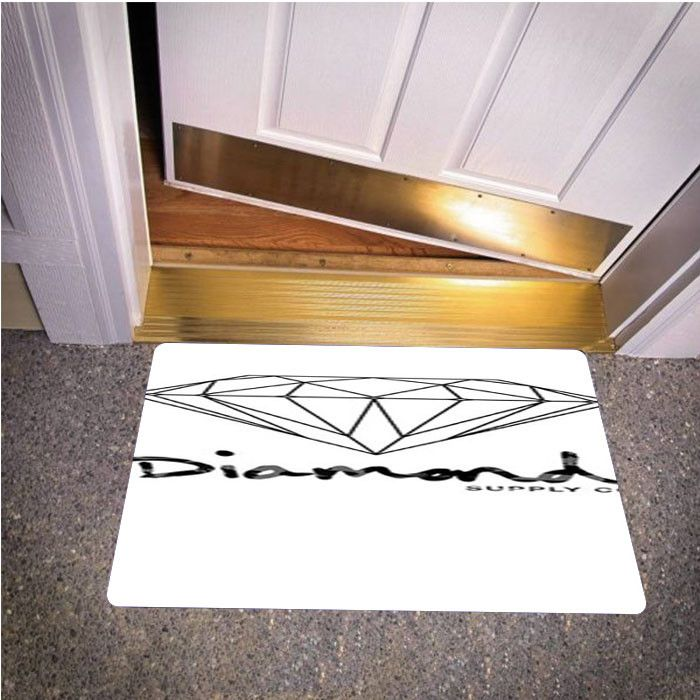 BLACK DIAMOND SUPPLY CO BEDROOM CARPET BATH OR DOORMATS