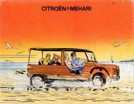 citroen mehari iconic !   http://www.pinterest.com/adisavoiaditrev/boards/