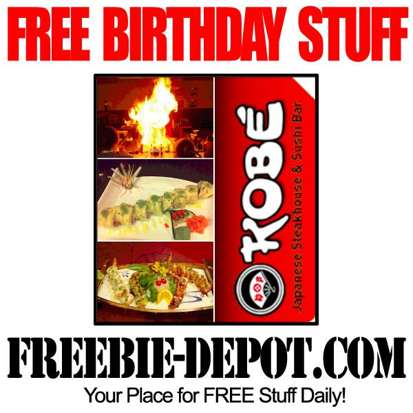 Birthday freebies florida