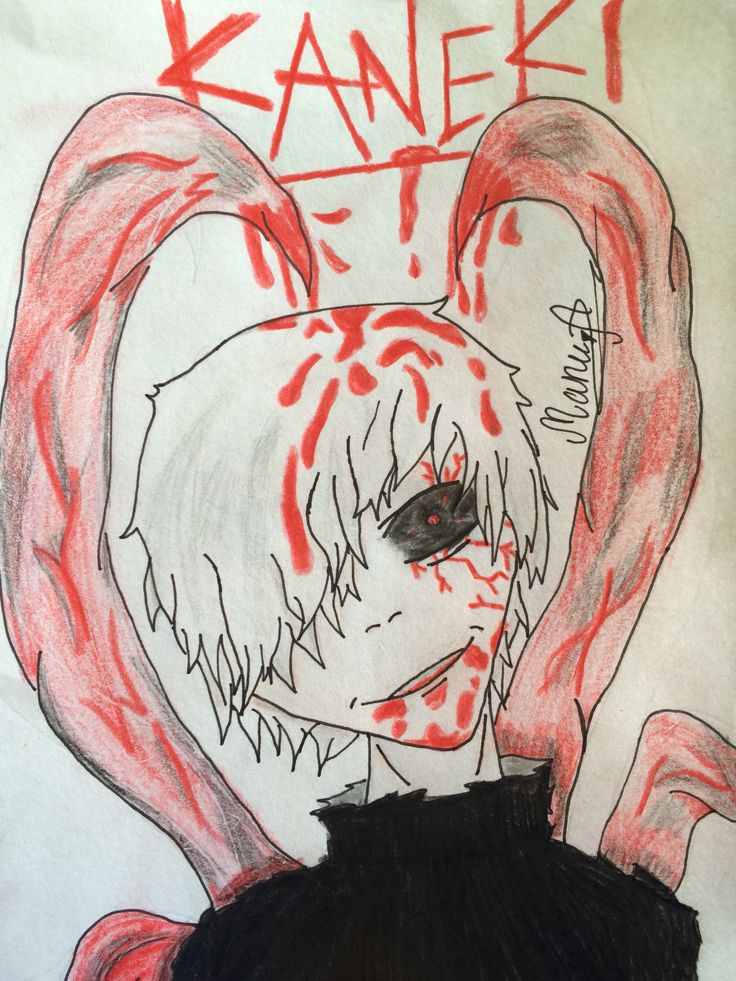 Tokyo Ghoul, This shows the aftermath of Jason's torture on Kaneki!