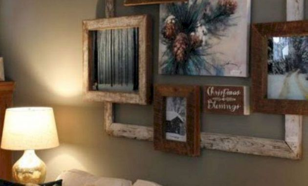 30 Creative Ideas To Decorate Above The Sofa In 2020 Country