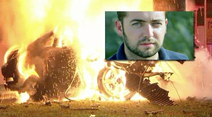 "Michael Hastings' Wife Vows to ""Take Down Whoever Did This"" www.infowars.com"
