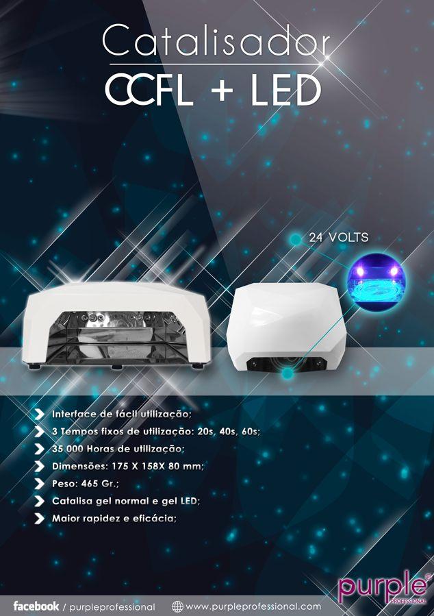CATALIZADOR CCFL + LED