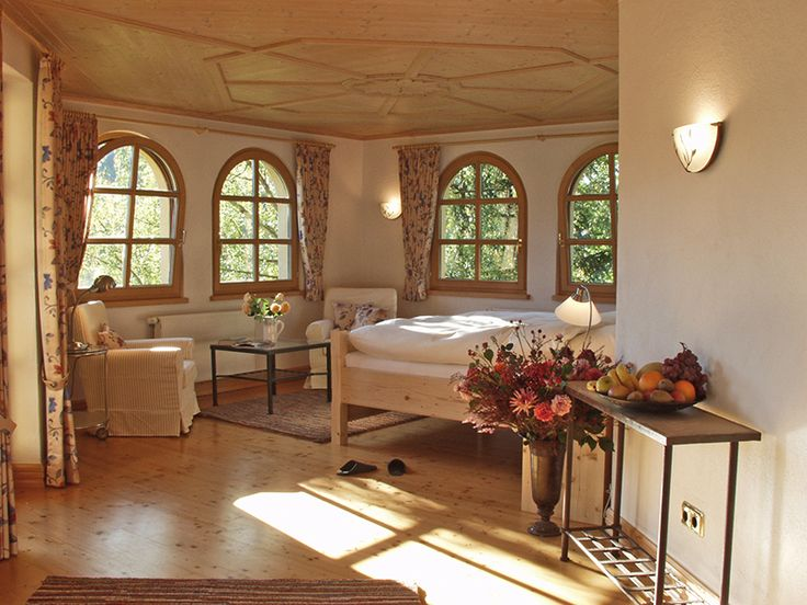 Hotel Winterberg - Ante-Romantikhof - Doppelzimmer Waldeck
