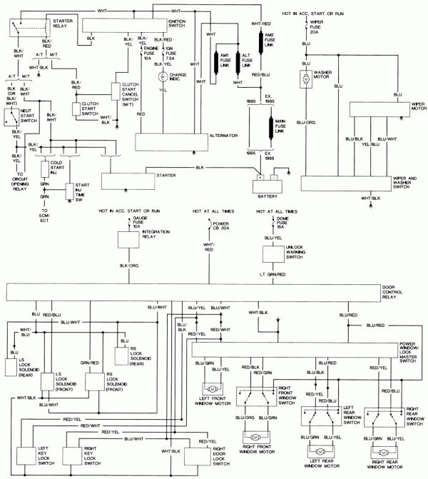 1kz Engine Wiring Diagram And Toyota Hiace Wiring Diagram