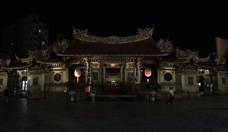 Longshan temple(龍山寺)Taipei, 2015
