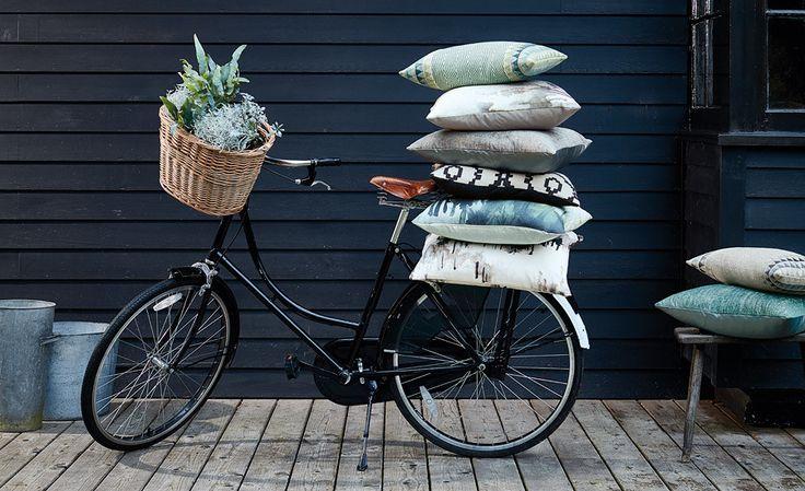 Norrland Cushions Bouton Mellen Pinterest