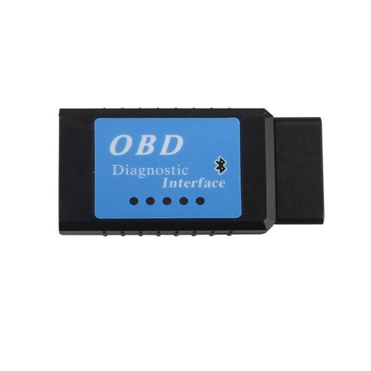 Newest ELM327 Bluetooth V1.5 Adapter CAN BUS EOBD/OBDII ELM 327 V 1.5 OBD 2 Auto Code Scan Tool Obd2 Car Diagnostic-Tool Scanner