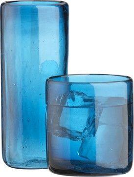 Salud Glasses contemporary glassware