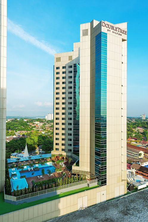 DoubleTree by Hilton Johor Bahru in Johor Bahru, Malaysia